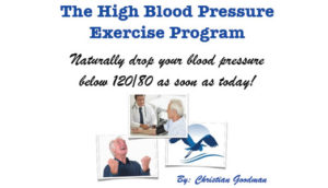 Blood Pressure Exercise Program by Christian