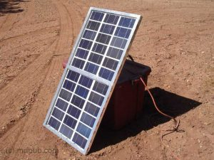 Make A Solar Panel At Home